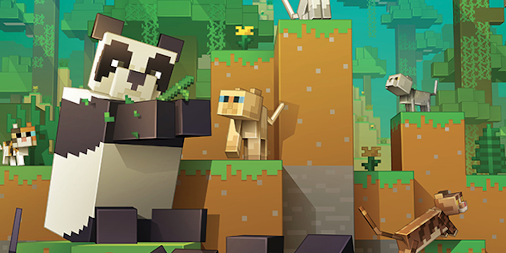 Enter the world of Minecraft at this Seattle exhibition open until next fall