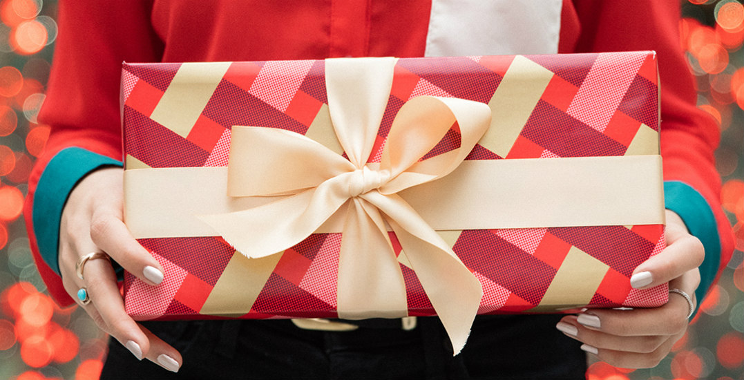 The Gift Wrap Valet services at these malls will turn your presents into works of art