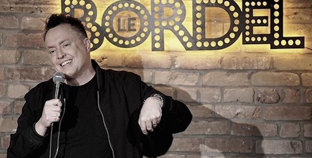 Comedian Mike Ward refuses to pay $35K for jokes about disabled boy