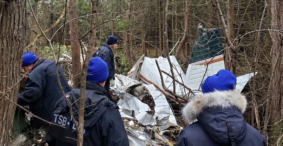 3 children among 7 victims of fatal plane crash in Ontario