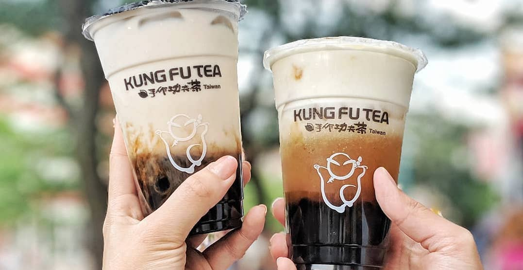 New Toronto bubble tea shop location giving away FREE drinks this weekend