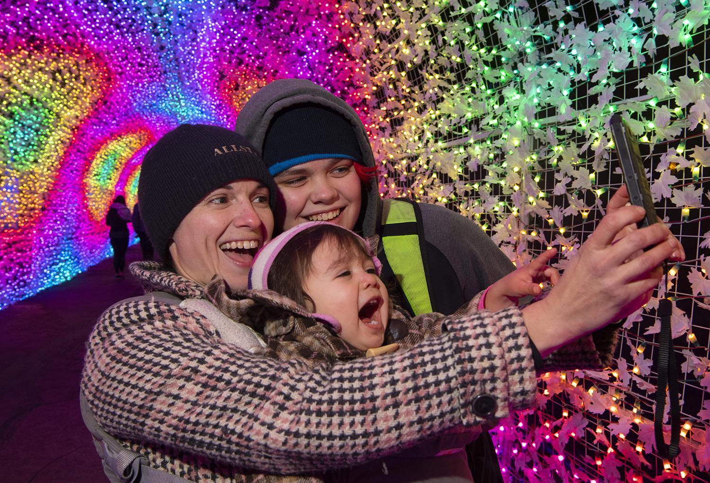Vancouver's massive Aurora Winter Festival returns for the season