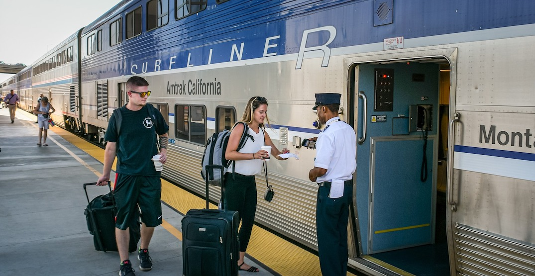 Amtrak Is Offering Massive Travels Deals For Black Friday Weekend Urbanized