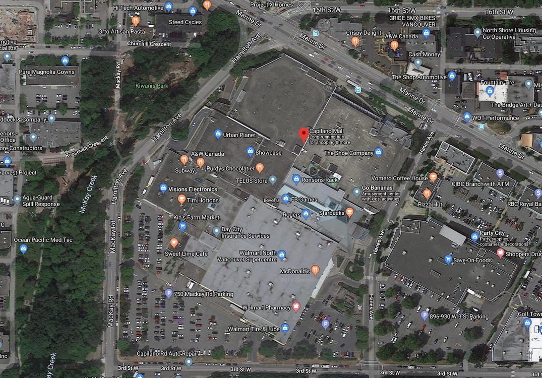 capilano mall north vancouver