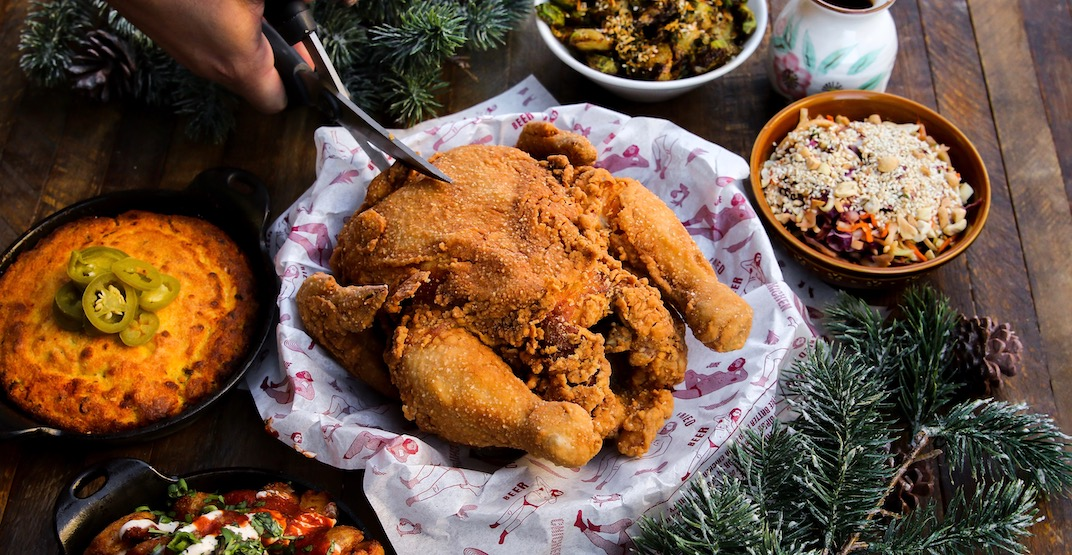 12 Vancouver restaurants serving up special Christmas Eve dinners