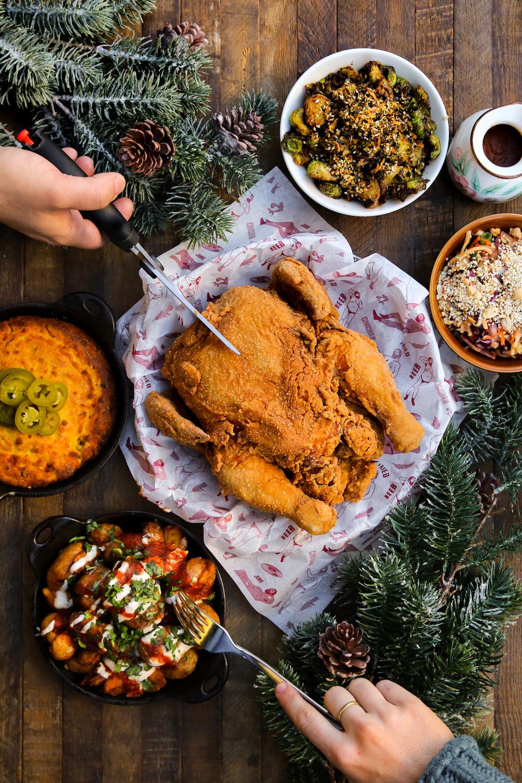 Christmas Eve Dinners 2019 Van