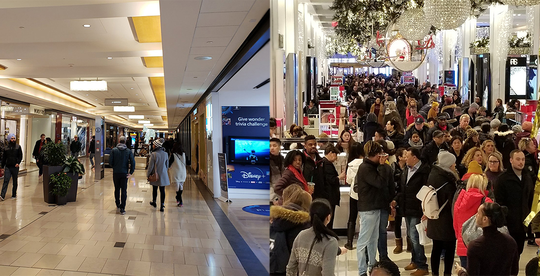 This is what Black Friday looks like in Canada vs the United States (PHOTOS)