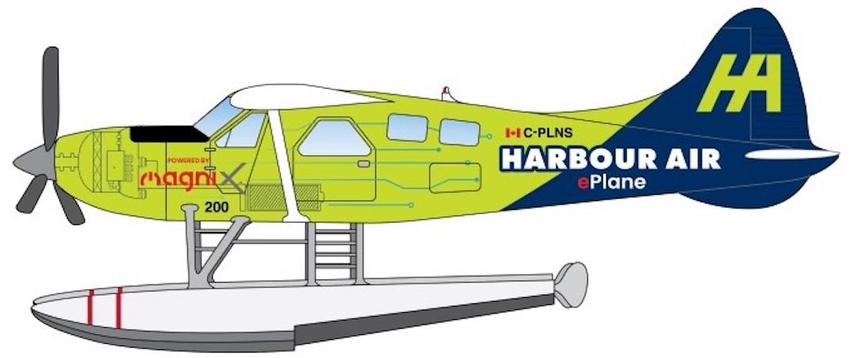 Harbour Air ePlane