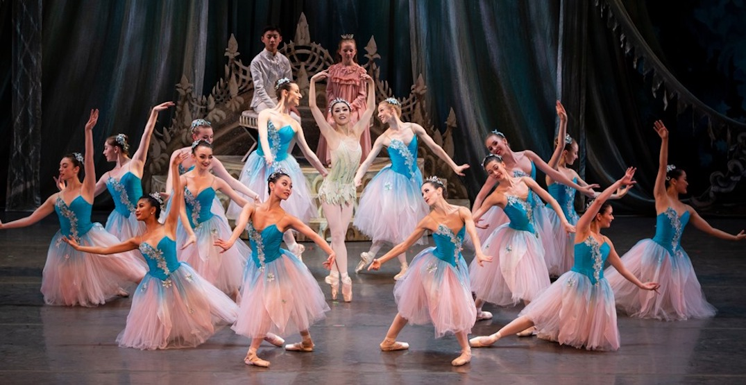 The Nutcracker returns to Portland this weekend
