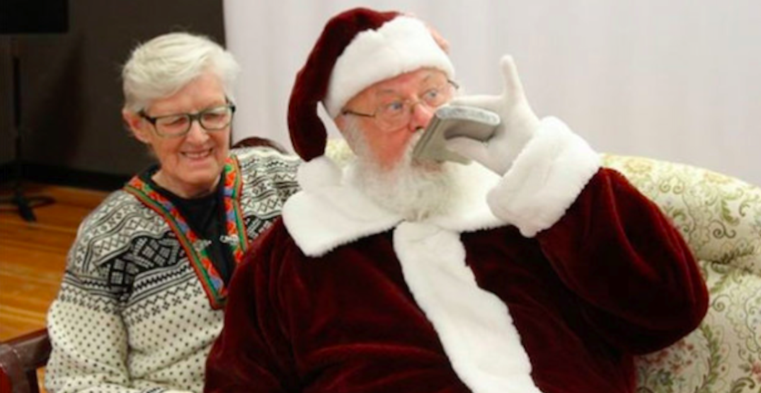 "BC mall Santa fired following complaints over ""inappropriate"" photos"