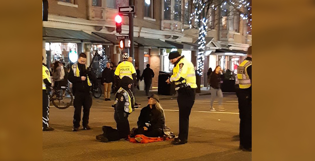 6 people arrested during Extinction Rebellion's Black Friday protest