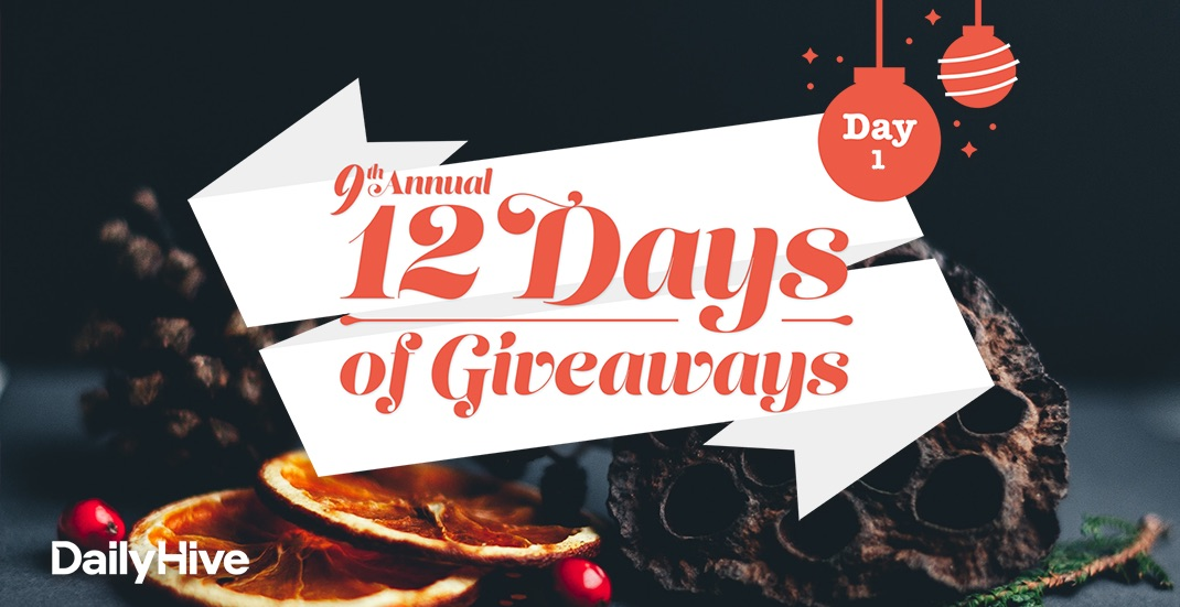 12 Days of Giveaways: The ultimate travel package from Herschel