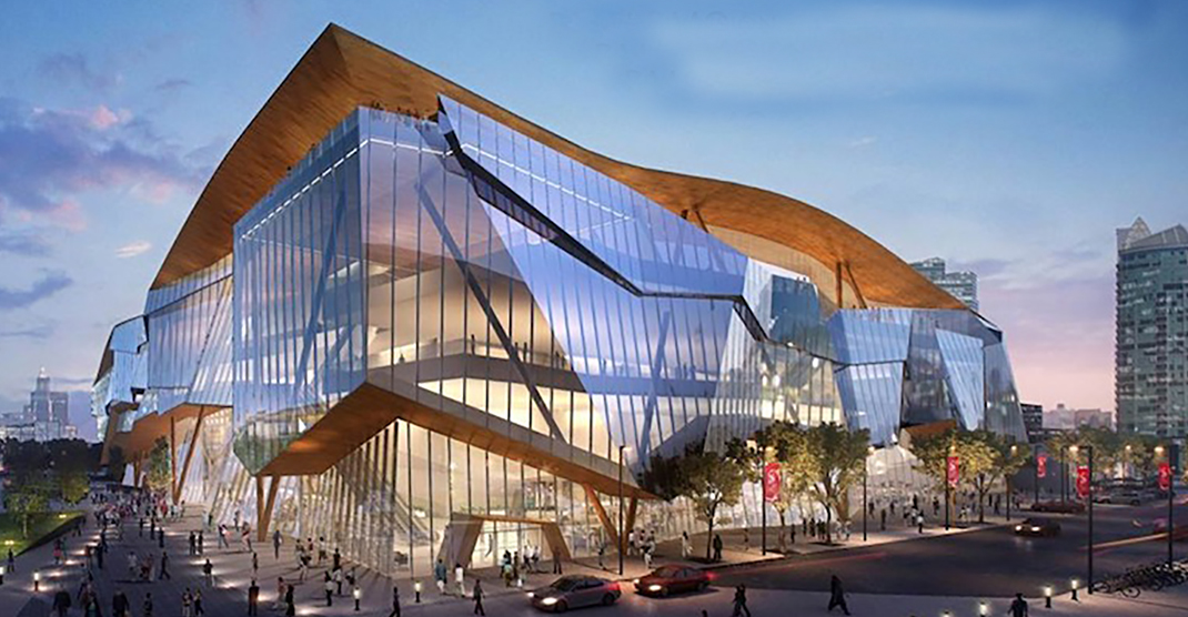 1st phase of $500M BMO Centre expansion to be completed by next June