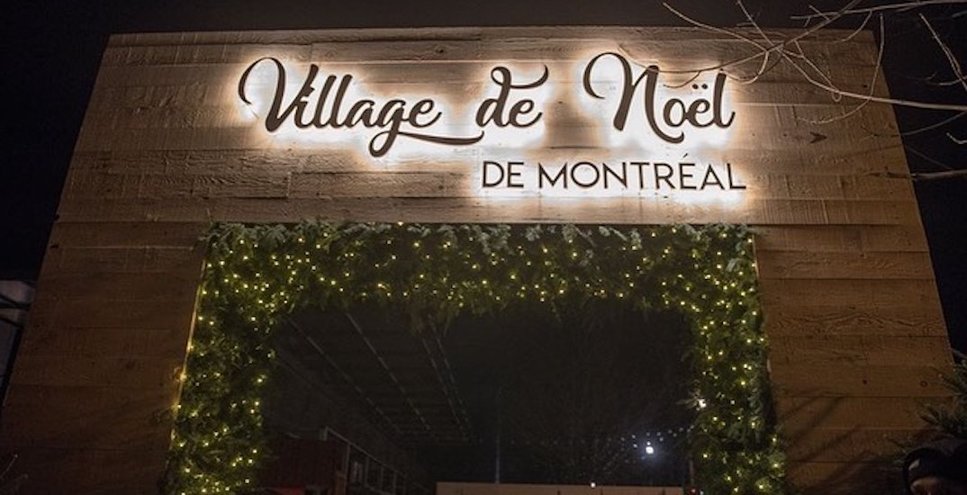 Montreal went into full holiday decoration mode this past weekend (PHOTOS)