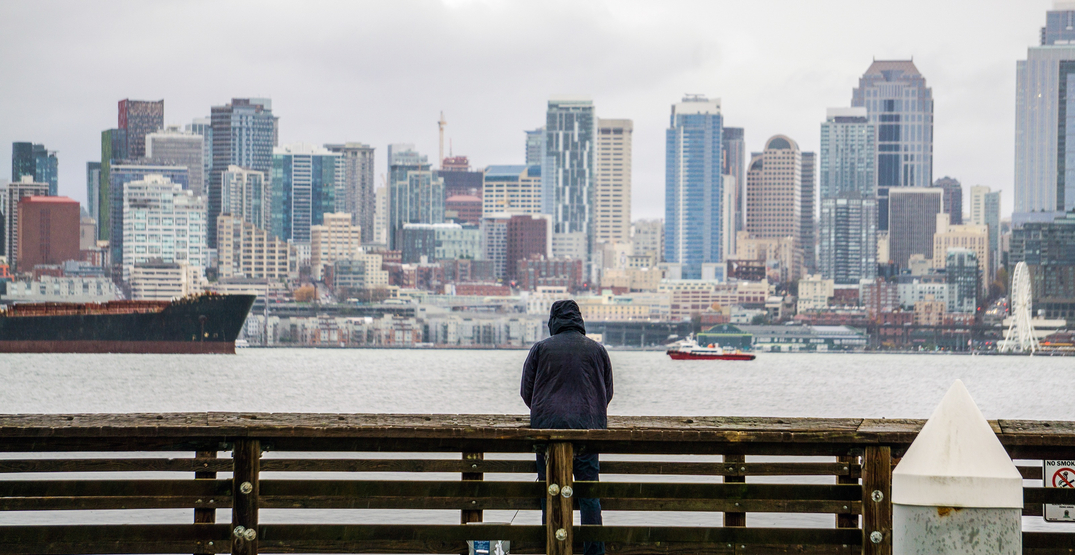 Last month was the 4th driest November in Seattle's history