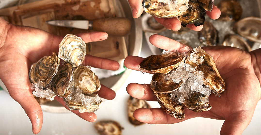 Vancouver oyster bar offers an epic all-day happy hour with cheap eats