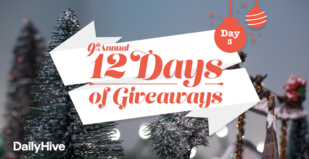 12 Days of Giveaways: 2 pairs of DUER performance pants