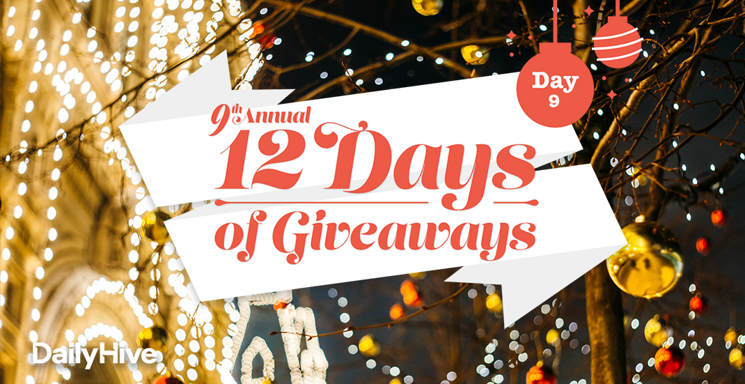 12 Days of Giveaways: $800 prize pack from Bel Cafe