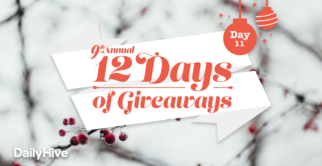 12 Days of Giveaways: 4 tickets to a Calgary Hitmen game