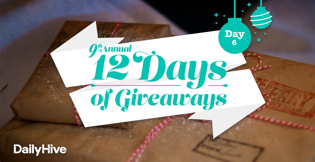 12 Days of Giveaways: $1000 gift card to Vitasave