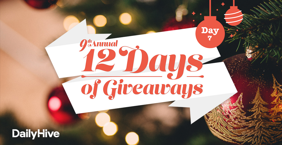 12 Days of Giveaways: Swag bundle from Heatvault worth $1300