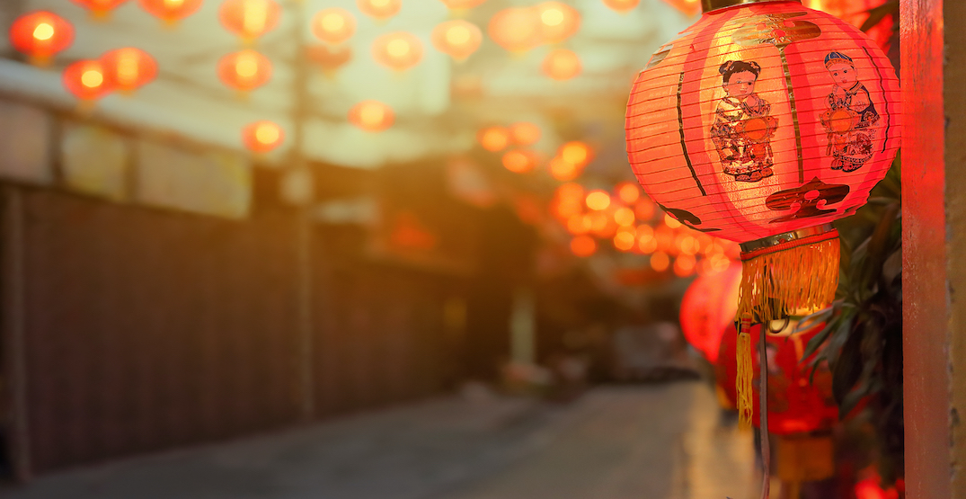 Lan Su Garden will be full of lanterns and dragons for Chinese New Year