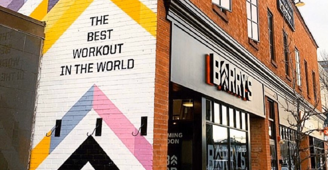 YYC Workouts: Here's what to expect from a class at Barry's Bootcamp