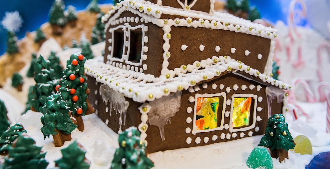 Go on a gingerbread adventure at the Oregon Museum of Science