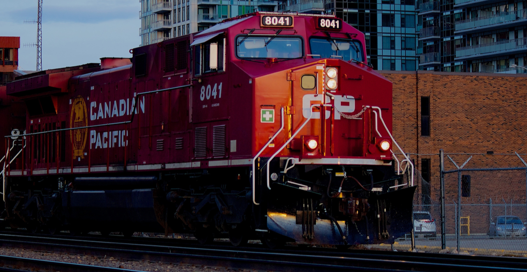 Canadian Pacific worker dies after accident in Metro Vancouver rail yard