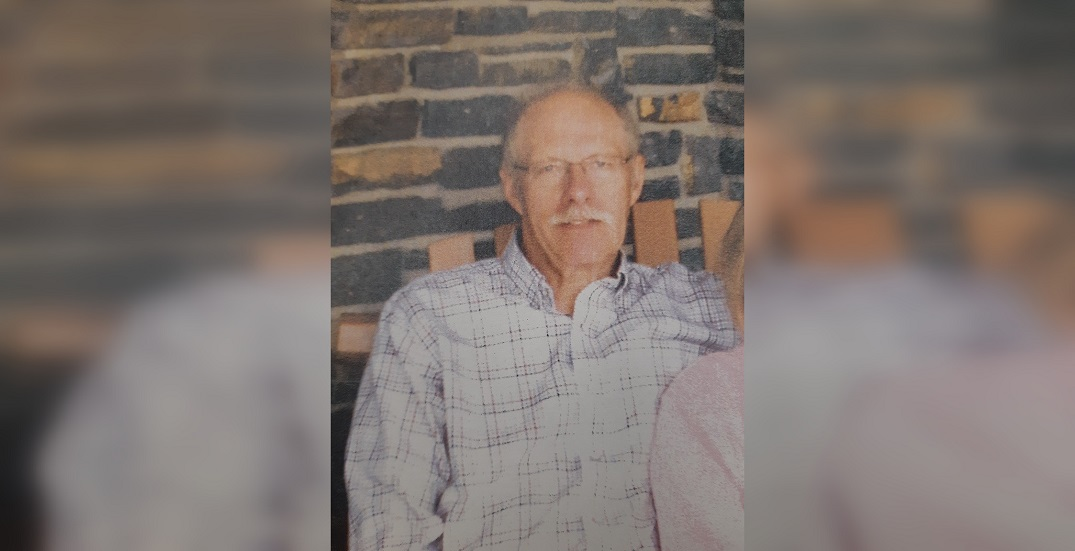 70-year-old Calgary man missing as of this afternoon