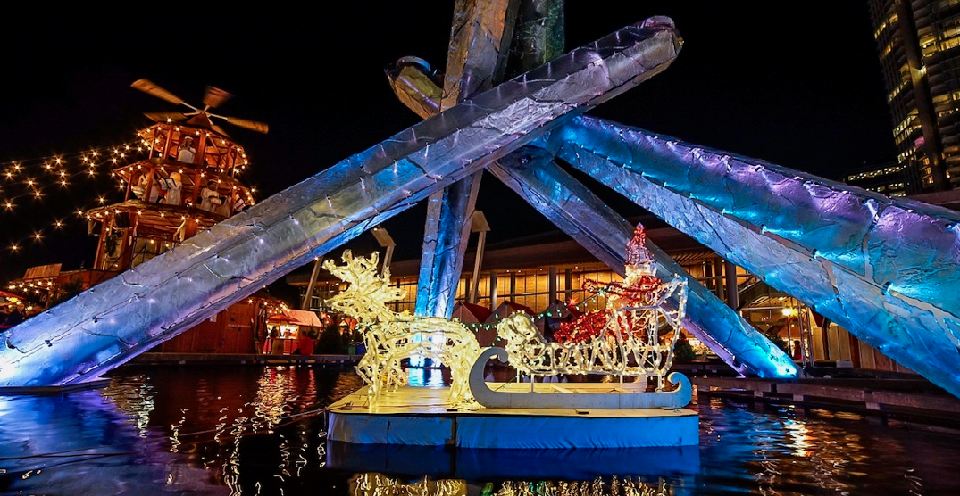 Get 2-for-1 entry to the Vancouver Christmas Market today