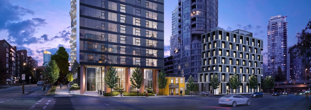 1380 Hornby Street Vancouver