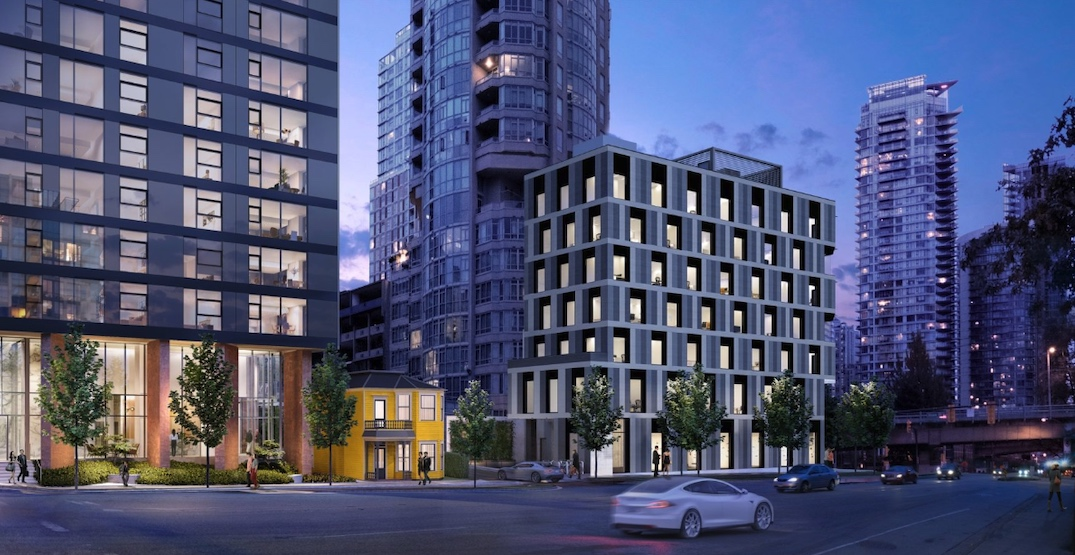 Grosvenor set to build 7-storey artist production hub in downtown Vancouver