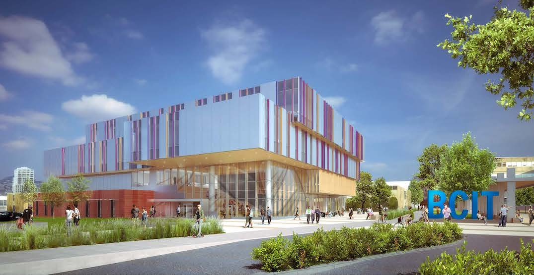 Construction begins on BCIT's new $78-million Health Sciences Centre