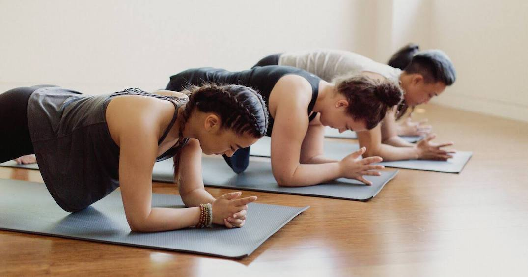 "There's a special ""by donation"" holiday yoga class in Toronto tomorrow"
