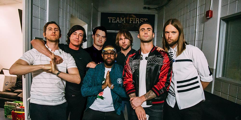 Maroon 5 is performing a concert in Seattle next summer