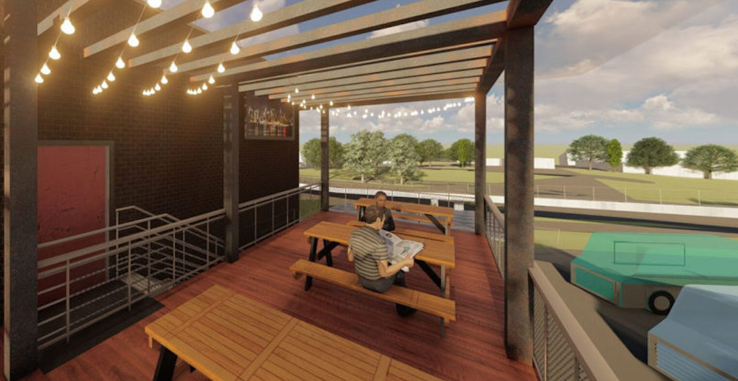 A new food-cart pod is opening in Portland's Eliot neighborhood next month