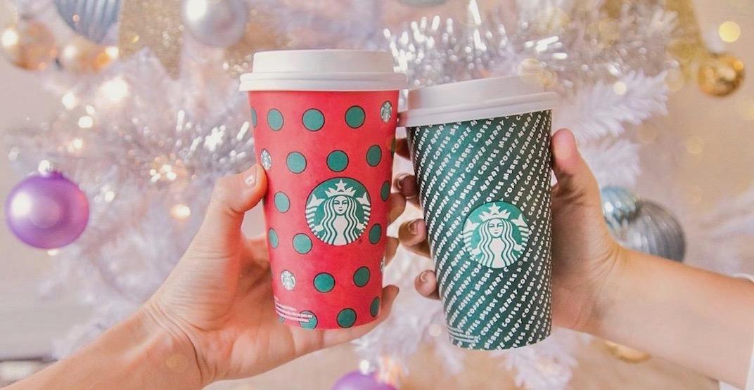 Starbucks is offering buy-one-get-one FREE drinks across Canada December 19