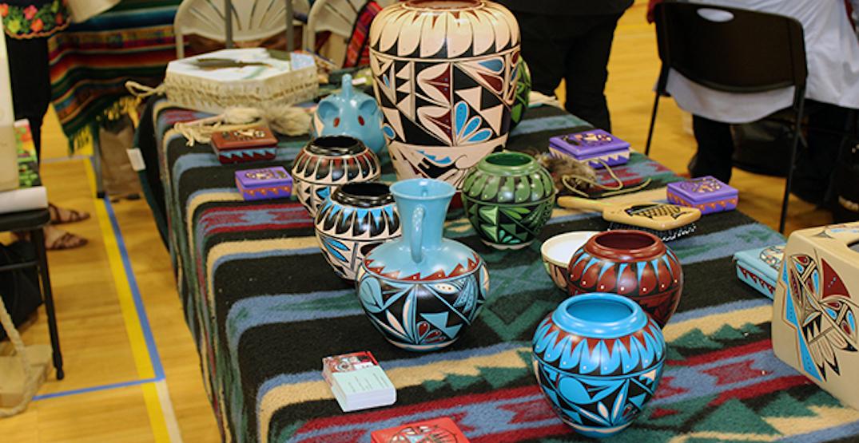 Portland's NAYA Winter Market Place will feature beautiful handmade art