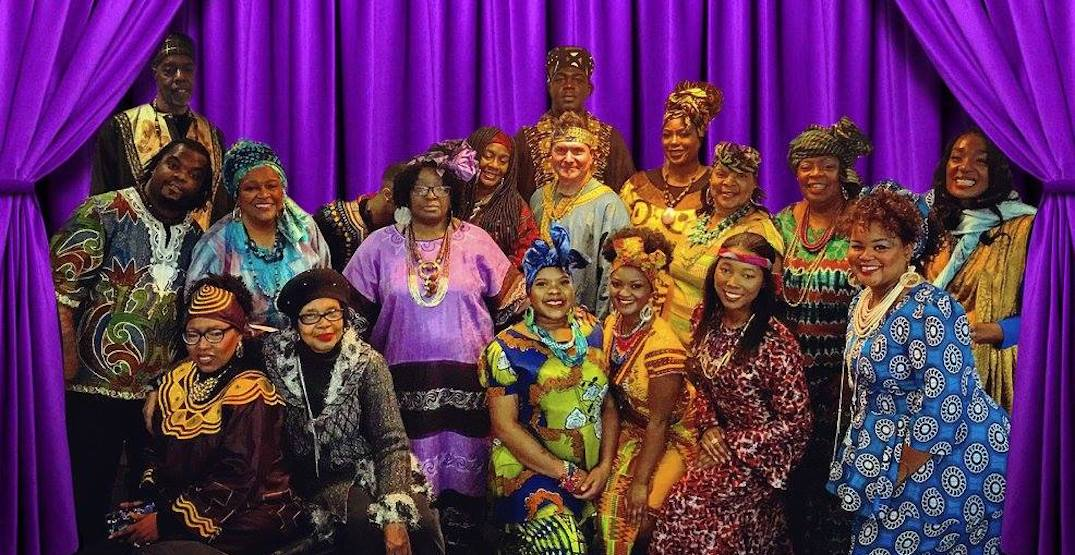 Take Christmas to a whole new level at this Nativity Holiday Gospel Play