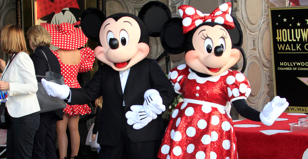Mickey & Minnie are finally getting their own ride at Disney World