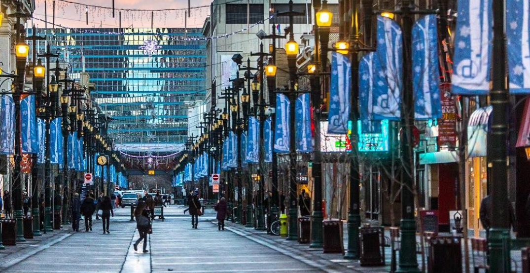 9 Instagrammable holiday spots to visit in Calgary this year (PHOTOS)