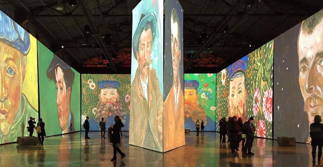 Montreal's mesmerizing Van Gogh exhibition extends for another month
