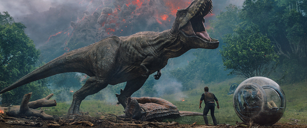 Jurassic World 3 will be filmed in Vancouver next year