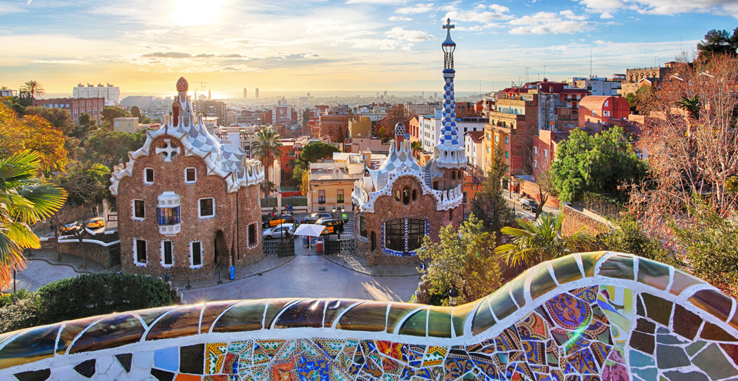 6 of the most stunning Instagrammable spots in Barcelona