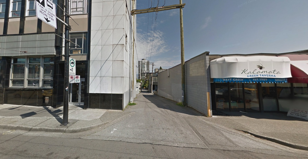 City of Vancouver to sell West Broadway laneway to developer for $3.8 million