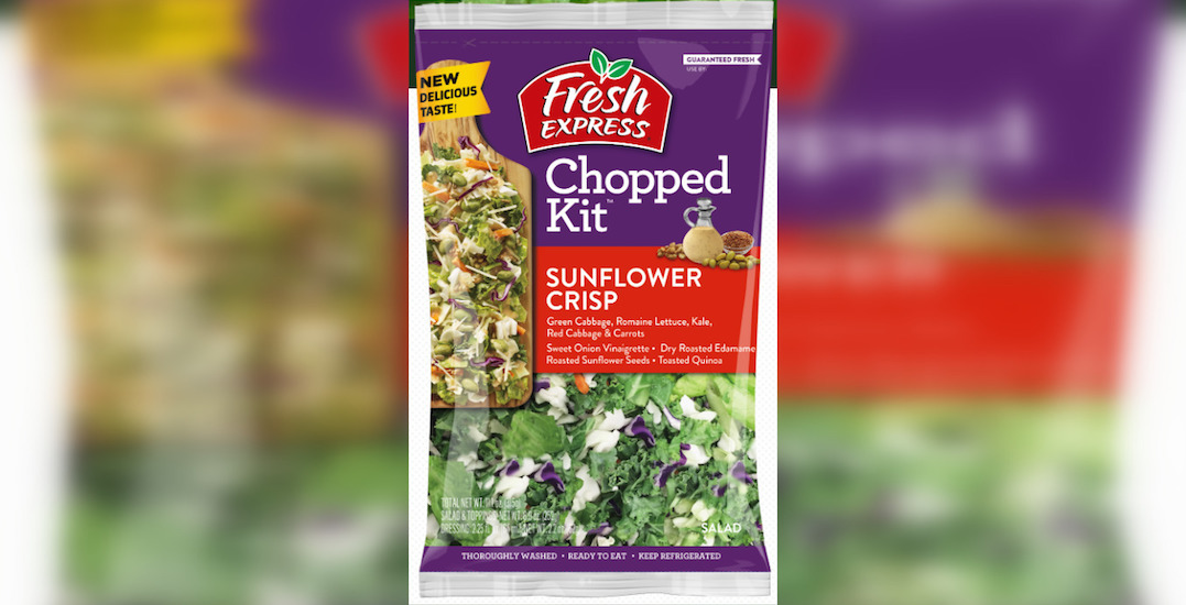 16 Canadians fall ill from E. coli linked to Fresh Chopped salad kits: PHAC