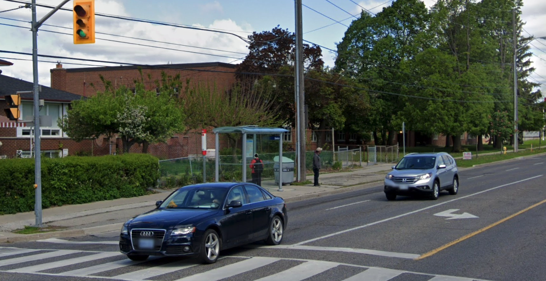 Public Safety Alert issued due to man allegedly exposing himself to women at Scarborough bus stop
