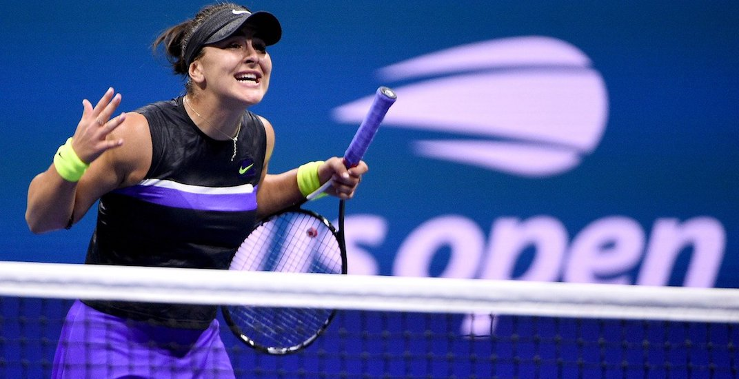 US Open champion Bianca Andreescu pulls out of this year's tournament