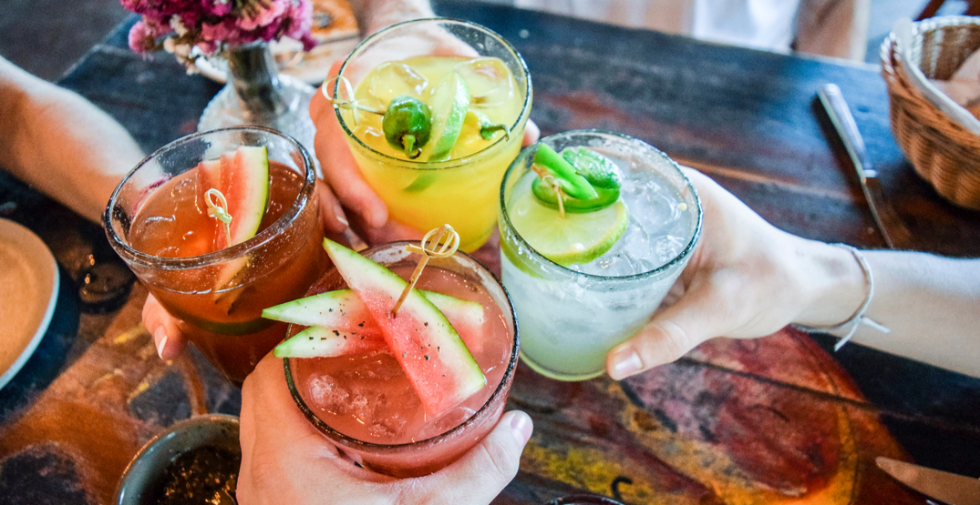 Explore and sample over 100 cocktail brands in Seattle next spring